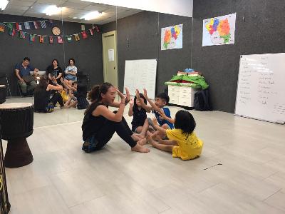 鼓&舞蹈教室