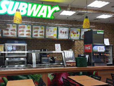 Subway光華門市