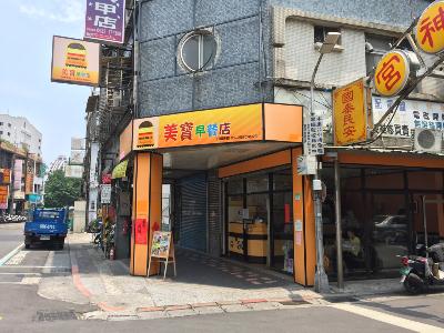 錦西街興城街口