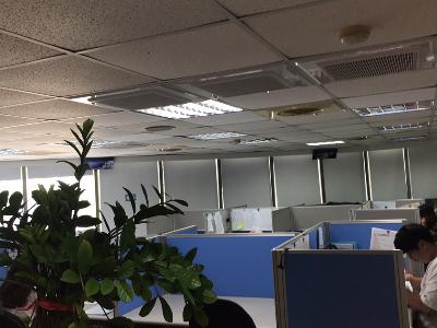第一辦公室電訪區