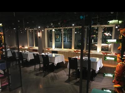 二樓用餐區