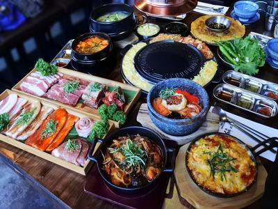 韓大叔的餐點實照喔!