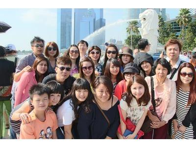 104年員旅,新加坡