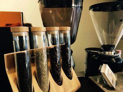 專業咖啡吧檯