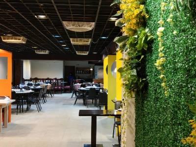 餐廳用餐環境
