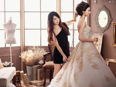 明星名模愛用的婚紗設計品牌