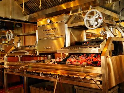 國際知名品牌(碳烤爐)