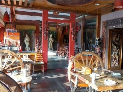餐廳C區用餐環境