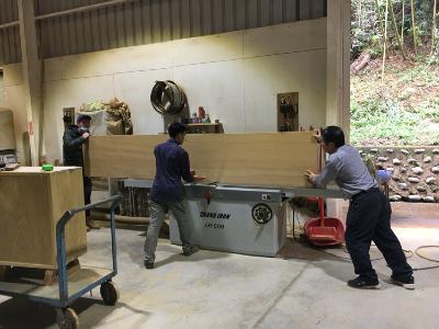木工作業區
