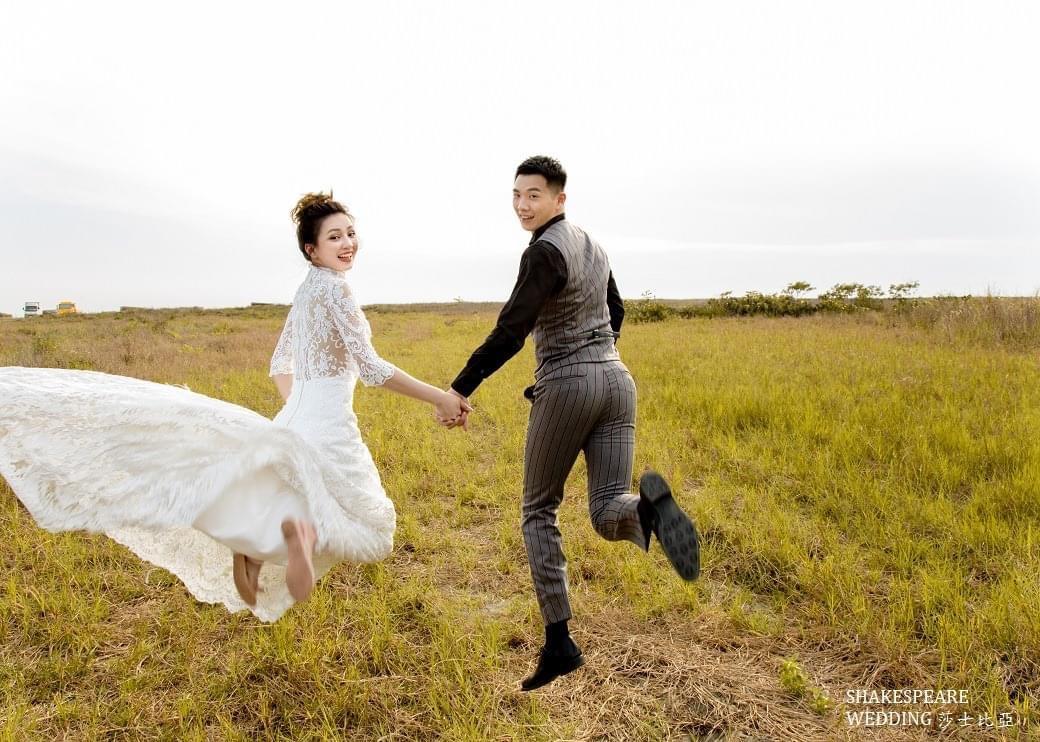 莎士比亞婚紗攝影禮服相關照片1