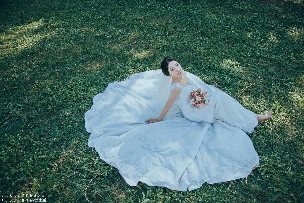 莎士比亞婚紗攝影禮服相關照片5