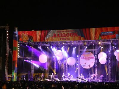 熱氣球演唱會