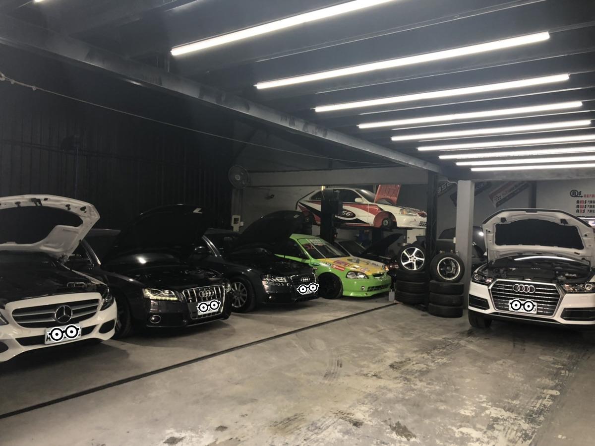 AMS專業汽車維修保養改裝車廠相關照片5
