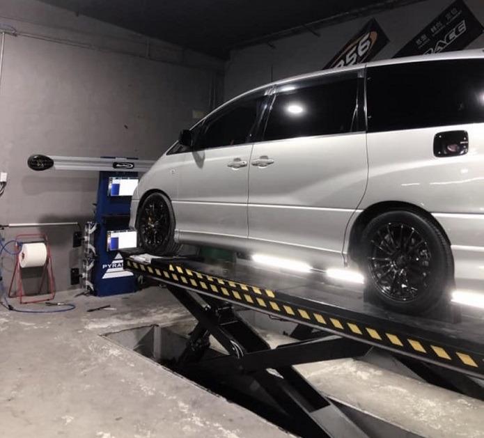 AMS專業汽車維修保養改裝車廠相關照片9