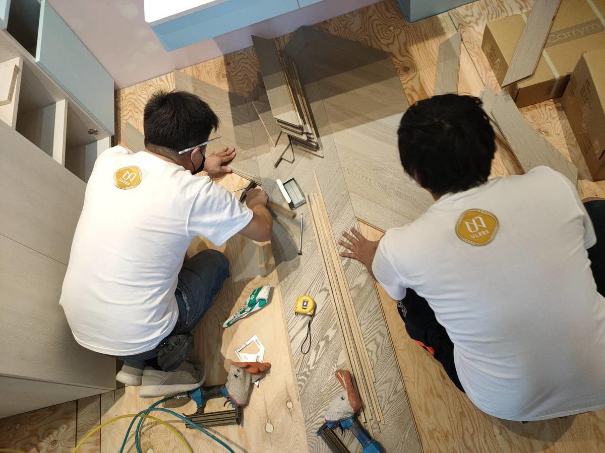 詠樂欣地板國際有限公司相關照片8