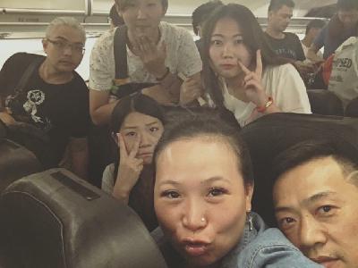去年泰國員工旅遊