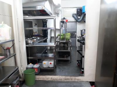 這是廚房。