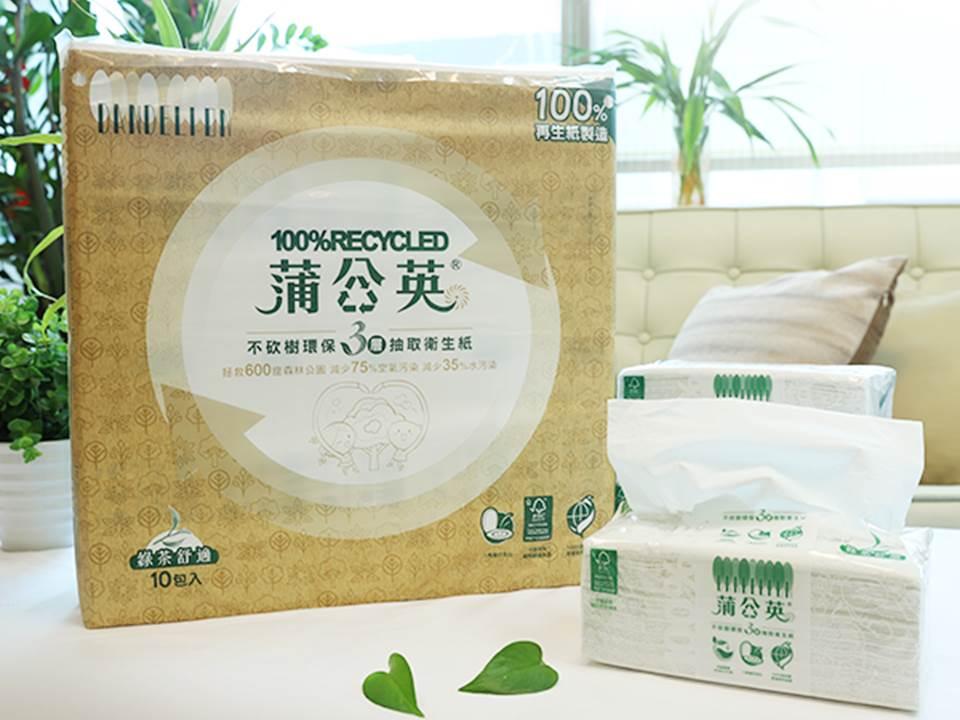 正隆和子公司山隆,多年來都贈送自家衛生紙當作股東會紀念品。