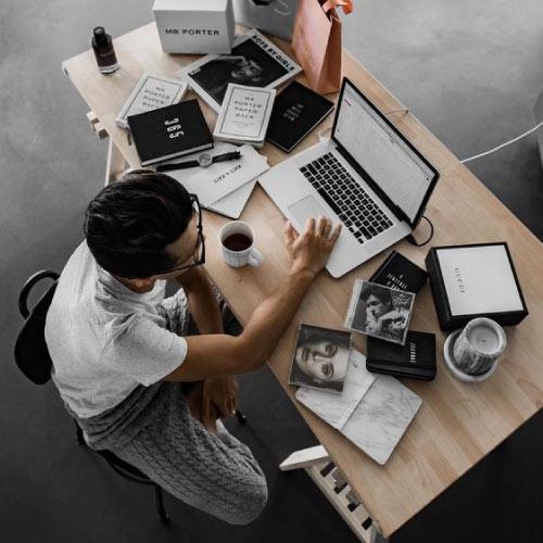 偷偷告訴你在公司上班也能「紓壓共存」的5個小祕訣