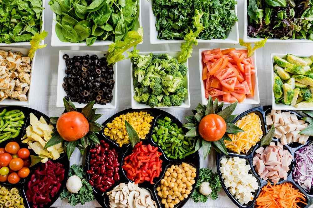 健康飲食新觀念:晚餐素,讓三餐老是在外的上班族,保持元氣滿滿
