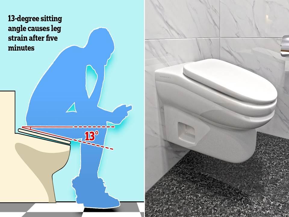 上班偷滑手機小確幸不保?馬桶公司出狠招壓縮如廁時間