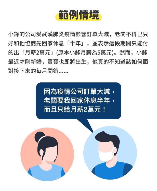 【新冠肺炎專區】企業受疫情波及須停工?3點帶你看懂無薪假規定