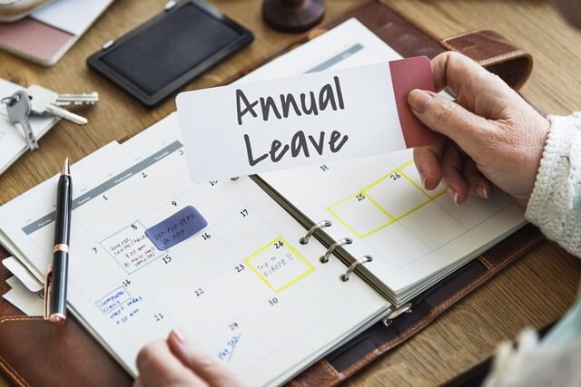 員工年底特休沒休完如何處理?這4點提醒讓雇主不受罰